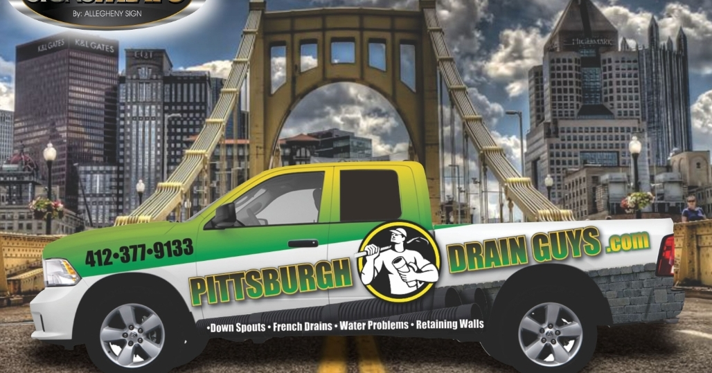 Drainage Solutions Pittsburgh