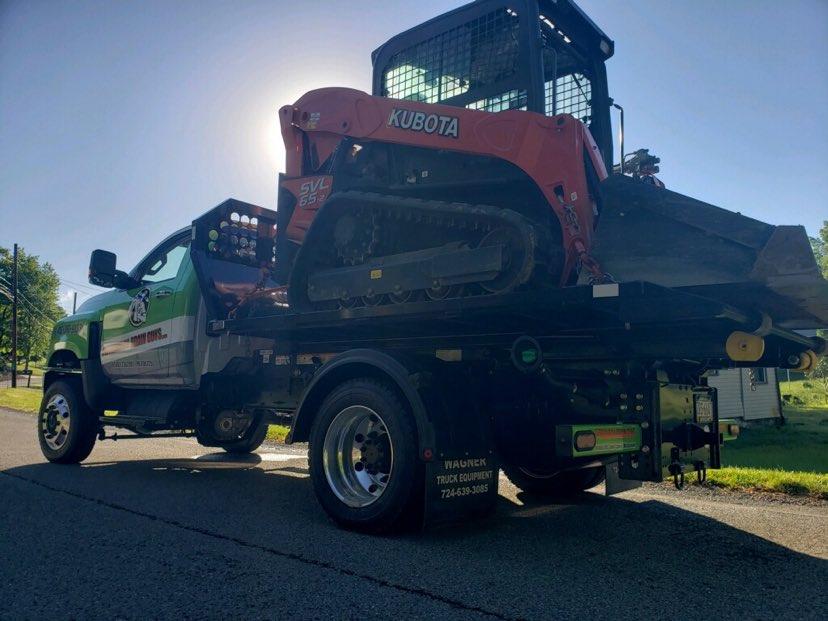 Downspout Drainage Equipment