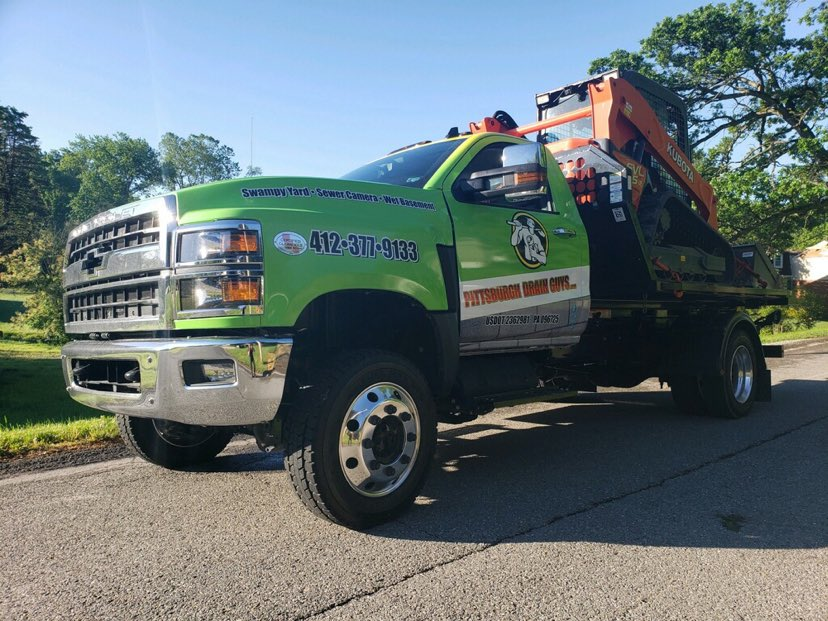 Pittsburgh Drain Guys Drainage Equipment